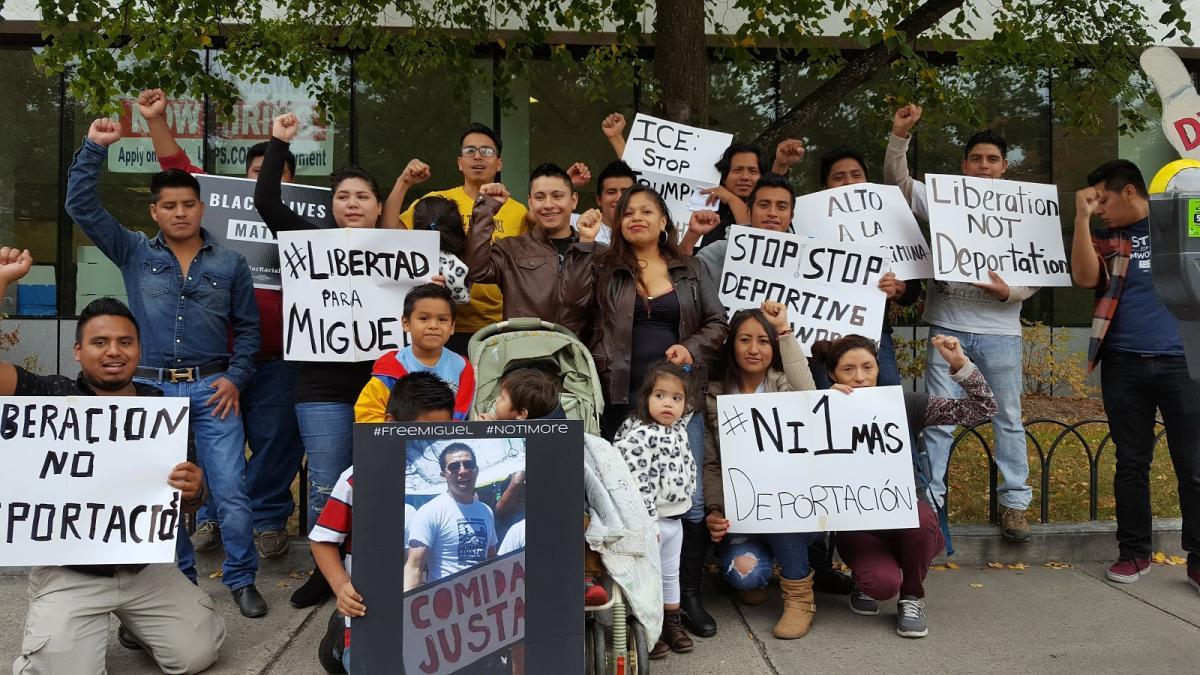 Immigrant Rights | Migrant Justice / Justicia Migrante